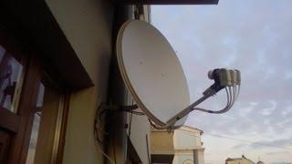Установка антенн в Арамиле: 2 предложения, установка спутниковых ТВ антенн